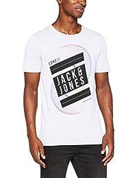 JACK & JONES Herren T-Shirt Jcotrust Tee Ss Crew Neck Whs