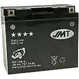 Batterie JMT Gel YT12B-BS 12 Volt - Yamaha TDM 850 4TX année de construction 1996-2001
