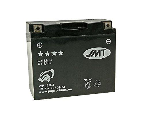 Batterie JMT Gel YT12B-BS 12 Volt - Ducati Diavel 1200 ABS AMG G100AB Bj. 2012-2013 [ inkl.7.50 EUR Batteriepfand - Amg-batterie