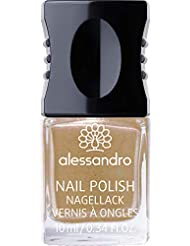 alessandro Nagellack 99 Golden Rain, 10 ml