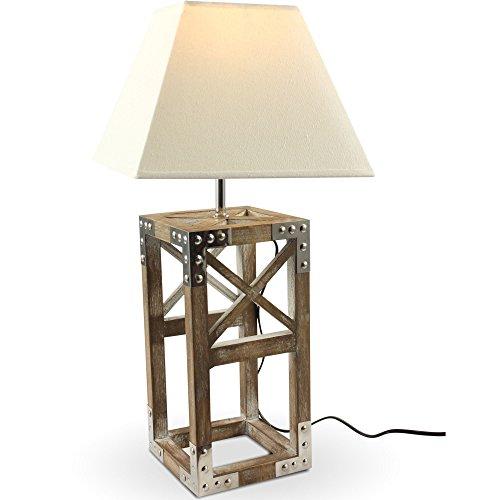 mojoliving Mojo Tischlampe Tripod Lampe Dreifuss Stylish Cool Design mq-l51