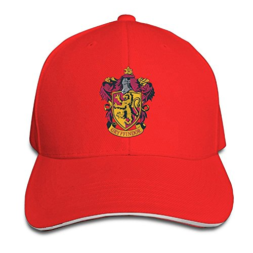 Harry Potter Gryffindor Crest Hermione Granger Fantasy Drama Young-Adult Fiction Trucker Hats Visor Sandwich Cap