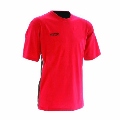 mitre-redbourne-boystee-mehrfarbig-rot-schwarz-9-10-jahre