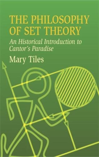 The Philosophy of Set Theory: An (Dover Books on Mathematics)