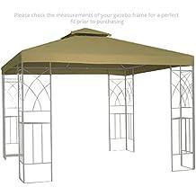 suchergebnis auf f r pavillon ersatzdach 3x3. Black Bedroom Furniture Sets. Home Design Ideas