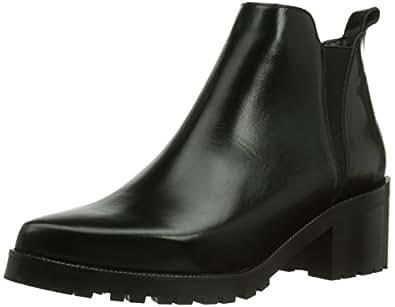 Buffalo London BB QUINN FLORENTIC, Damen Chelsea Boots, Schwarz (NEGRO543), 41 EU (8 Damen UK)
