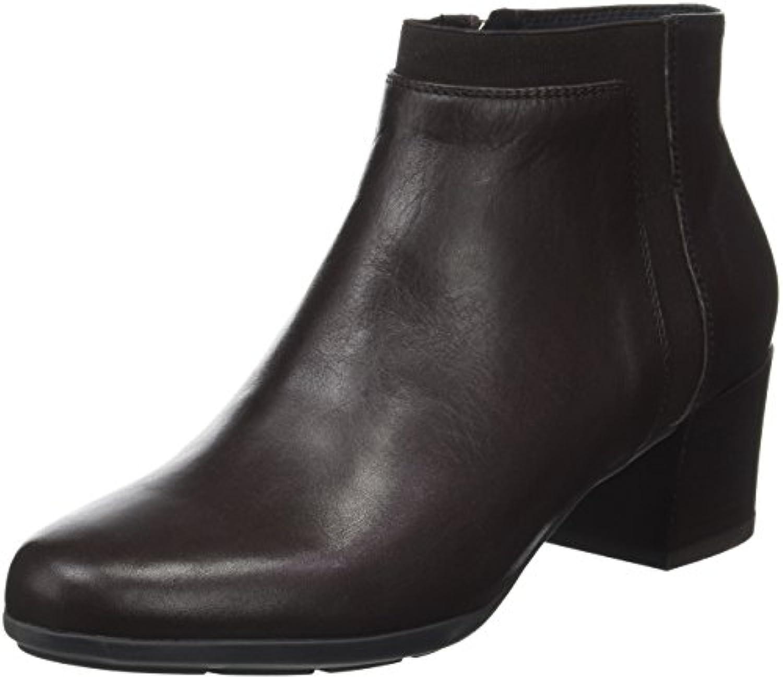Geox D Annya Mid A, A, A, Stivali Donna | Il materiale di altissima qualità  | Scolaro/Signora Scarpa  76b517