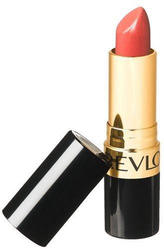 Revlon Rouge à lèvres Super Lustrous - Texture crémeuse, douce comme de la soie - Couleur Baie riche (Ensemble de 2)
