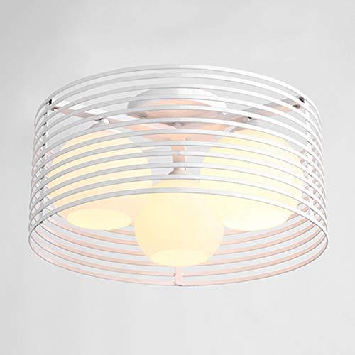 lon Deckenleuchte Runde Kreis Warmes Licht Drei Farben Aluminium Glas Kronleuchter Esszimmer Wohnzimmer Studie Schlafzimmer Moderne Einfache kreativ ()