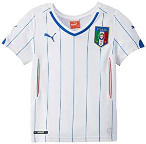 PUMA Herren Trikot FIGC Italia Away Shirt Replica