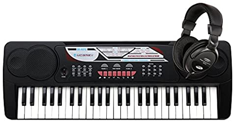 McGrey BK-4910 clavier débutant pack incl. casque