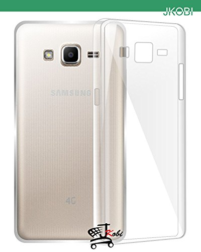 Jkobi Exclusive Soft Silicone TPU Jelly Crystal Clear Case Soft Back Case Cover For Samsung Galaxy J2 Ace -Transparent  available at amazon for Rs.125
