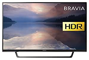 Sony Bravia KDL40RE453 (40-Inch) Full HD HDR TV (X-Reality PRO, USB HDD Recording) - Black (2017 Model)