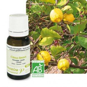 Aceite Esencial de Limón Bio 10ml - Pranarom