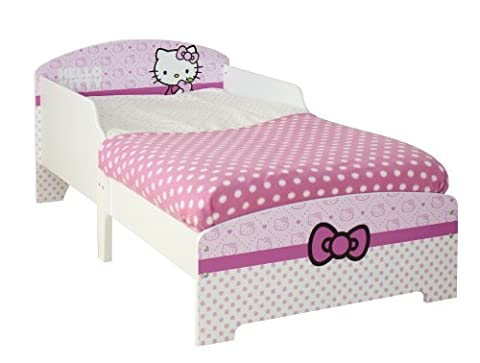 Hello Kitty Toddler Bed by