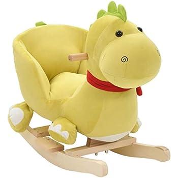 Sedia A Dondolo Per Neonati.Elefante Peluche Dondolo Per Bambini 1 3 Anno Dondolo Neonati