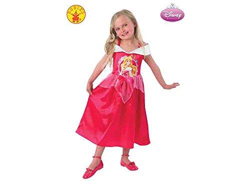 Rubie's 3888789L - Sleeping Beauty Storytime - Child, Verkleiden und (Aurora Beauty Sleeping Kostüme)