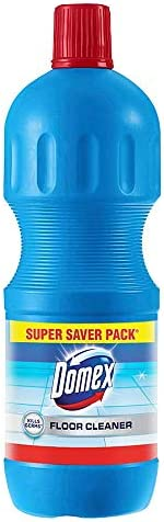 Domex Disinfectant Floor Cleaner, With Power Of Sodium Hypochlorite, Kills All Germs & Viruses To Makes Su