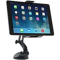Osomount Monte EX Tablet OS1390 - Universale cruscotto e parabrezza Supporto da auto per iPad, Samsung Tab, Nexus 7 e molti altri