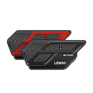 LEXIN 2X ET-COM Casco Intercomunicador