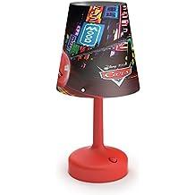 Philips Disney Cars LED Tischleuchte / Nachttischleuchte Plastik 0.6 W rot 717963216