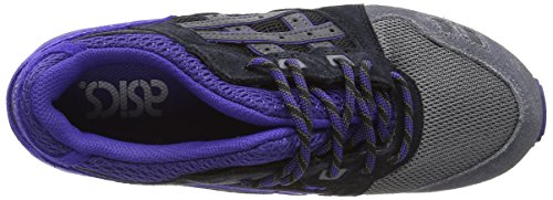 Onistuka Tiger  Gel-Lyte III, Multisports outdoor Adulte Mixte Noir (Black/Gold 9094)