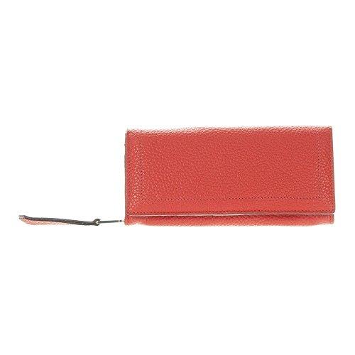 Preisvergleich Produktbild Abro Leather Moneybag Adria Geldbörse rot 19cm