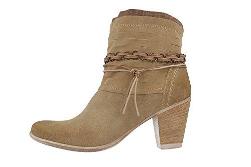 Tamaris1-1-25707-34/318 - Scarpe chiuse Donna Beige (beige)