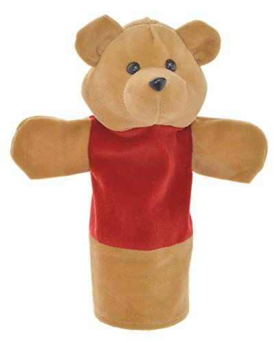 Cuddly Toys Brown Teddy Bear Hand Puppet (Large)