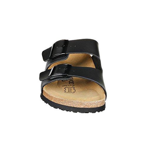 JOE n JOYCE London Synsoft. JOE n JOYCE London: il sandalo per chi è attento ai propri piedi - normale - Black