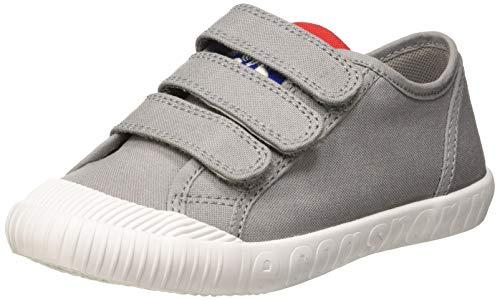 Le Coq Sportif Unisex-Kinder Nationale Ps Titanium Sneaker, Grau, 33 EU