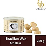 Le Bonheur.. Brazilian Wax for Sensitive Skin and Delicate Areas, 250 g