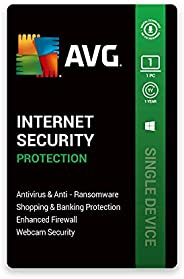 AVG Internet Security (1 PC   1 Year) (Email Delivery in 1 hour-No CD)