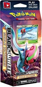 Pokemon Trading Card Game Noble Victories (BW3) Theme Deck Accelgor [Toy]