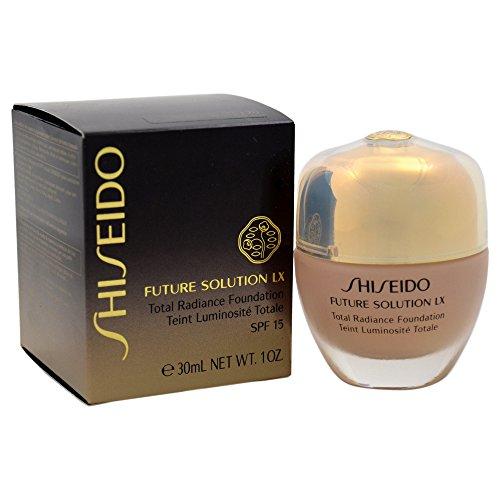 Shiseido Future Solution LX Total Radiance Number I20 Foundation, 30 ml, Natural Light Ivory