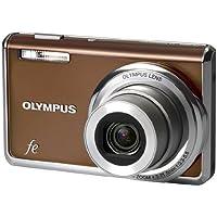 """Olympus FE-5020 Appareil photo numérique Compact 12 Mpixels Zoom 5x Ecran 2,7"""" Plein soleil Chocolat"""