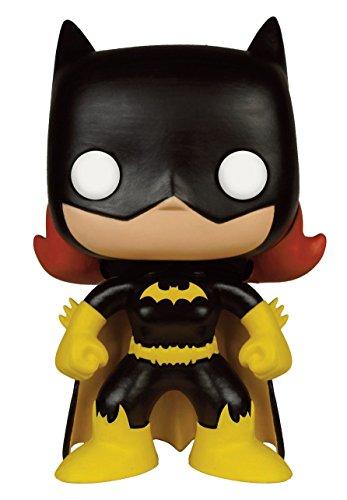 FunKo–bobugt935–Sammlerfigur von–DC Comics–Pop Vinyl–03Batgirl Schwarz–Kostüm ()