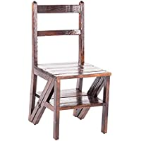 AJZGF Chaise Pliante Descalier De Maison Dchelle Tout