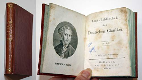 Vom Verdienste. Etui-Bibliothek der Deutschen Classiker. N°. 52.