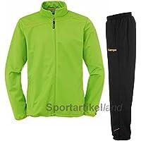 Kempa Trainingsanzug Teamline grün Gold hope green