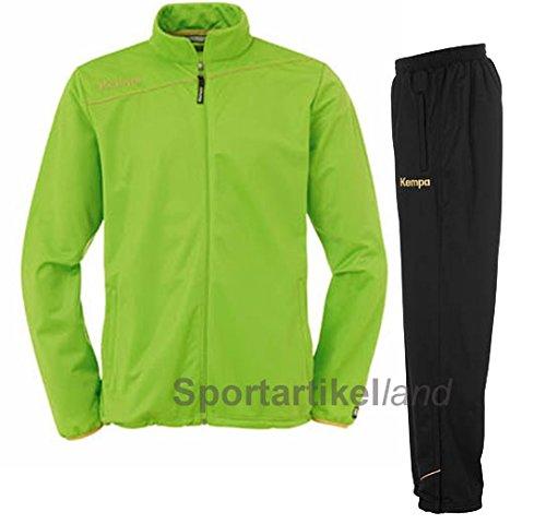 Kempa Trainingsanzug Teamline grün Gold hope green (XL)