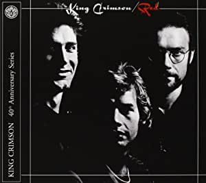 Red, 40th Anniversary Series