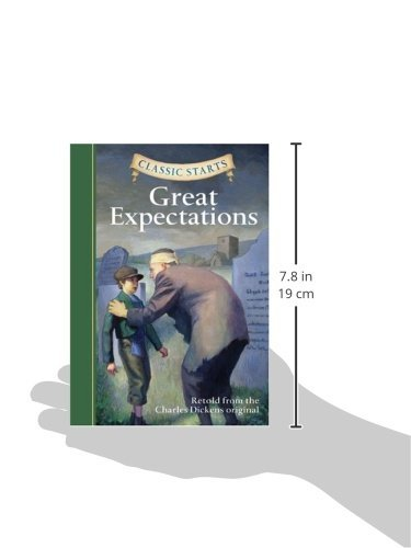 Image of Classic Starts: Great Expectations (Barnes & Noble Leatherbound Classic Collection)