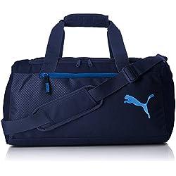 PUMA Fundamentals Sports Bag S Bolsa Deporte, Adultos Unisex, Peacoat, OSFA