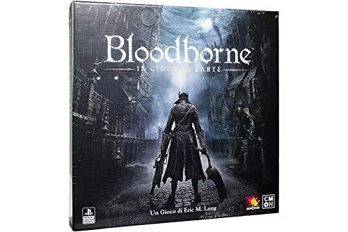 Asmodee Bloodborne Gioco da tavolo edizione italiana, Colore, BBN001