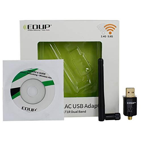 EP-AC1608 Adaptador WiFi USB 600 Mbps doble banda