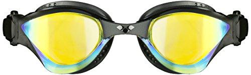 arena Unisex Triathlon Profi Wettkampf Schwimmbrille Cobra Tri Mirror (Verspiegelt, UV-Schutz,...