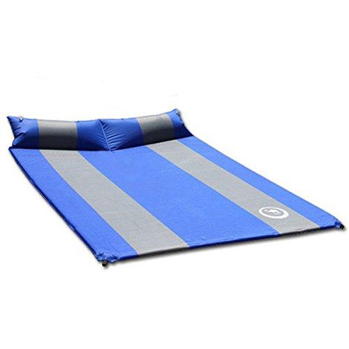 Bazaar Doppio materasso gonfiabile spessore automatico con il cuscino letto aria pisolino tappeto