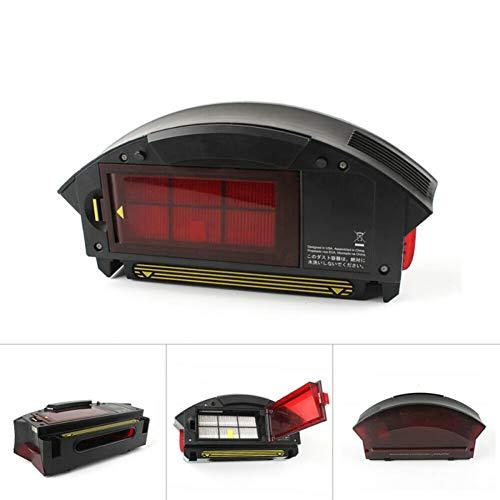 Balai Filter Staubbox Auffangbehälter Auffangbehälter für IRobot Roomba 800 900 Serie 870 860 880 885 960 980 Zubehör Staubbox von Oclot (Irobot Roomba Serie 900)