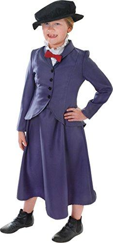 (Bristol Novelty CC195 Nanny Kostüm)